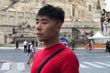 Posting foto liburan, hidung Roy Kiyoshi jadi sorotan netizen