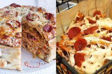 Banyak yang keliru, begini cara makan pizza yang benar