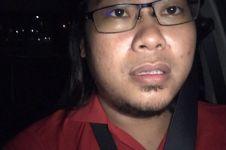 Serem, pelanggan ini bagikan foto penampakan saat naik taksi online