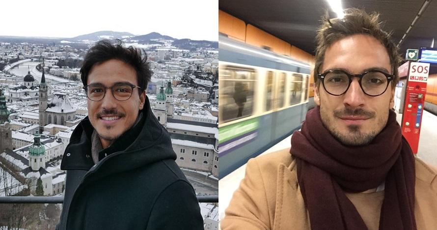Disebut kembar, ini 8 Foto bukti Mats Hummels & Hamish Daud mirip