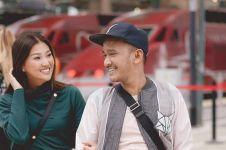 Unggah foto romantis bareng istri, penampilan Ruben Onsu tuai pujian