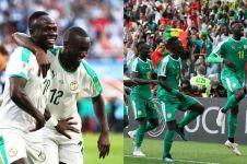 Tak cuma melatih fisik, begini latihan anti-mainstream timnas Senegal