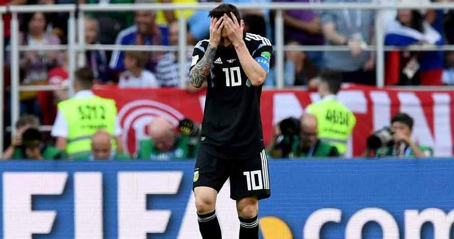 5 Potret Lionel Messi rayakan ultah k-31, sederhana tapi penuh makna