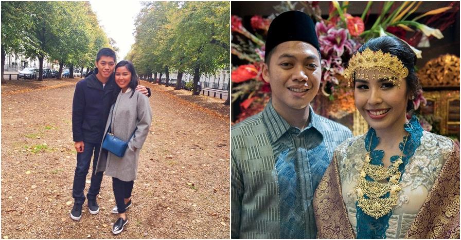 Ungkapan haru Rasyid Rajasa kenang 6 bulan usia pernikahan sendirian