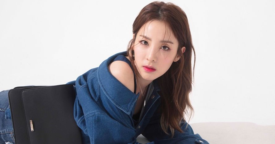 Hadir di Paris Fashion Week, penampilan Sandara Park curi perhatian