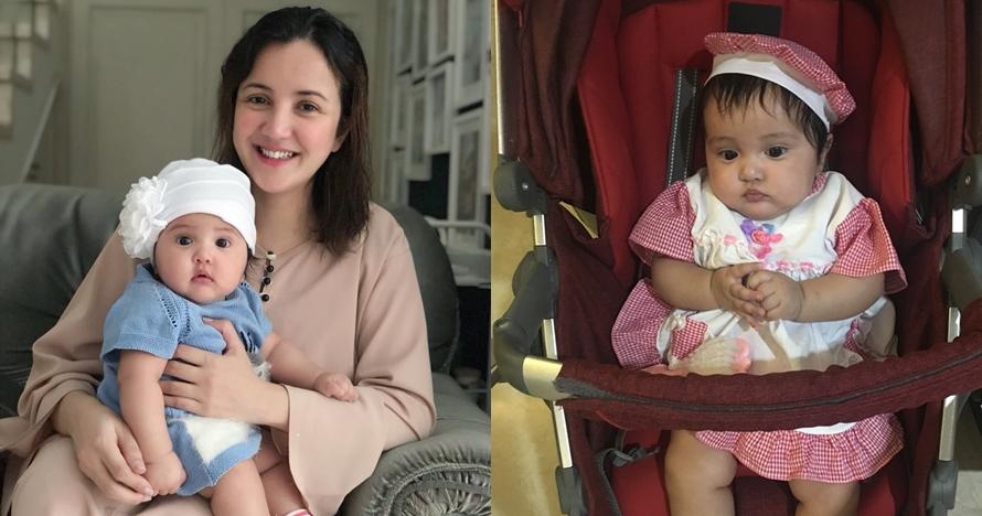 9 Potret Baby Kylie, anak Andi Soraya yang parasnya bikin heboh
