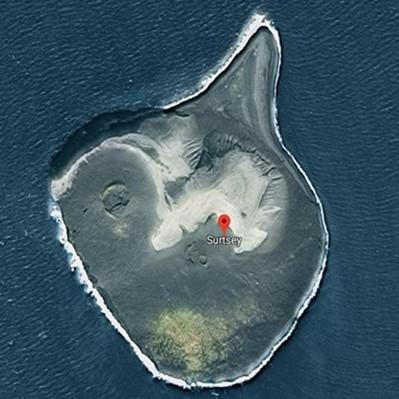 7 Fakta Pulau Surtsey, wilayah disebut saudara kembar Anak Krakatau