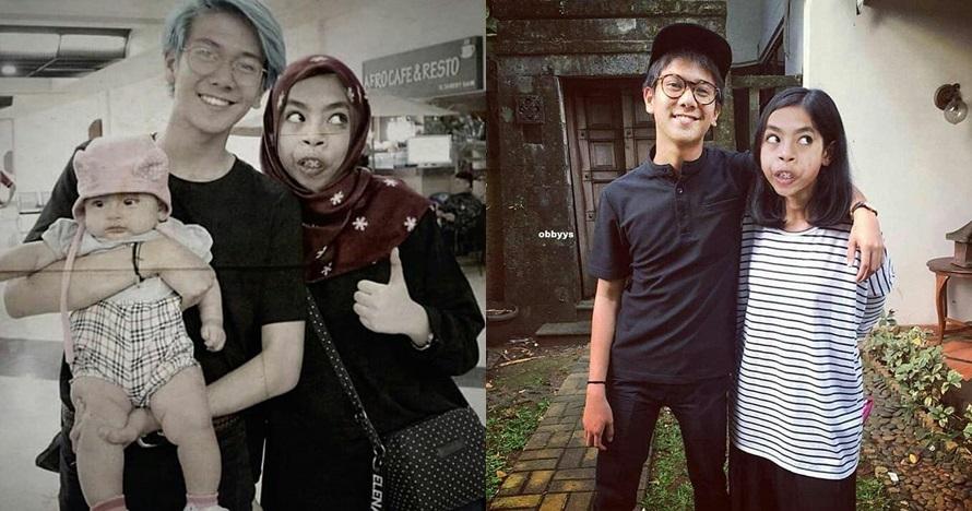 Ngaku jadi istri sah, ini kocaknya 10 editan foto Nuraini dan Iqbaal