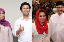 Hitung cepat sementara Pilkada Jatim, 3 lembaga menangkan Khofifah