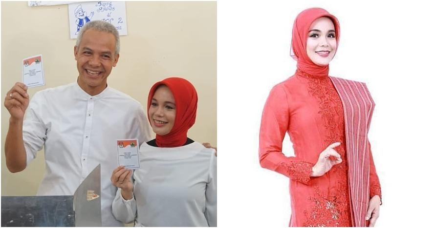 8 Momen Siti Atikoh temani suami, kampanye hingga menang quick count