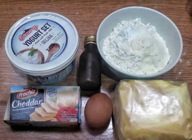 yoghurt cheese muffin © 2018 Cookpad