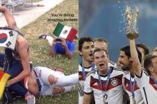 8 Jokes kekalahan Jerman dari Korea Selatan ini bikin ngakak