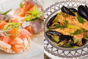 Sehat bagi tubuh, ini 5 kreasi olahan salmon dari berbagai negara
