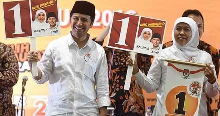 Ini 3 penyebab unggulnya Khofifah-Emil di Pilkada Jawa Timur