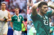 Jerman tersingkir dari Piala Dunia, ini respons keras 3 legendanya