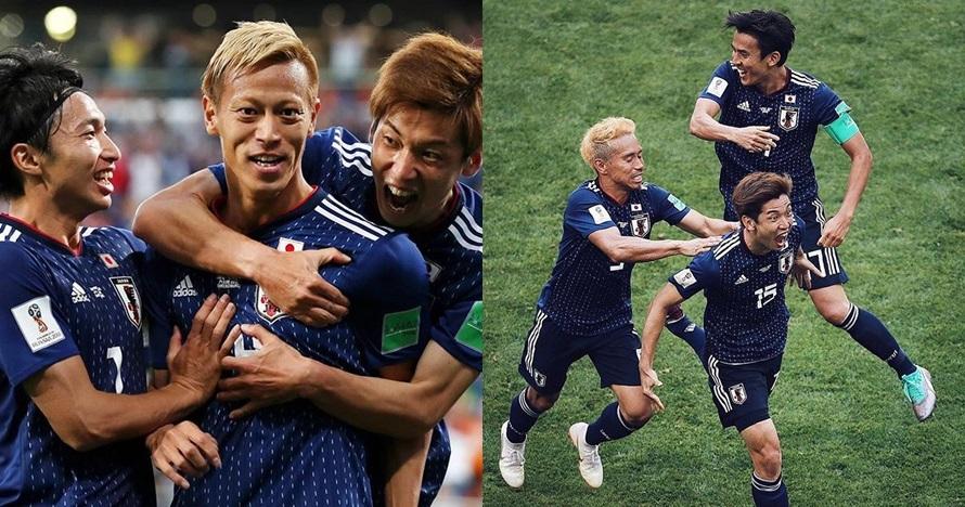 4 Fakta menarik Jepang lolos dramatis ke babak 16 besar Piala Dunia