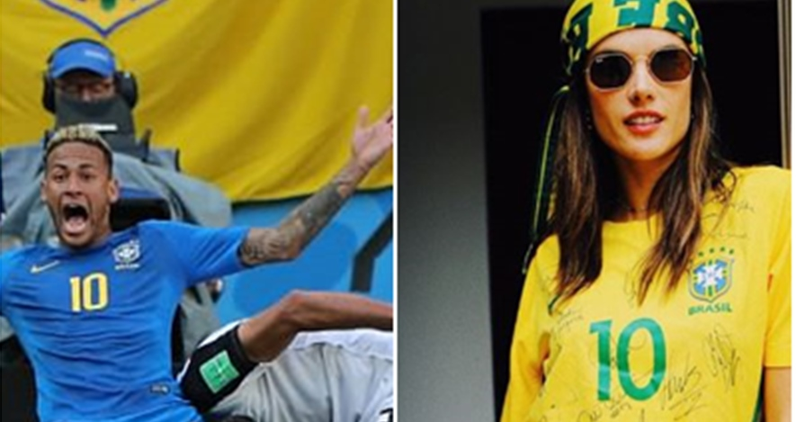 7 Gaya model seksi Alessandra Ambrosio, fans setia Brasil