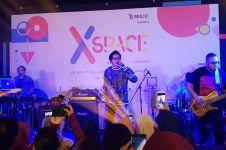 XSpace hari pertama digelar, Armand Maulana sukses bikin fans baper