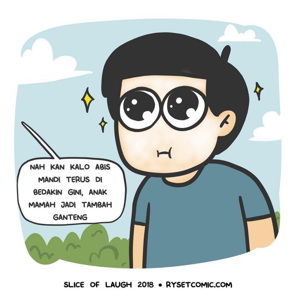 Kocak 13 Komik Strip Ini Ingatkan Lika Liku Kehidupan Masa