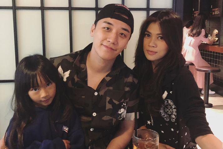 Liburan di Korsel, Adinda Bakrie pamer makan bareng Seungri BigBang