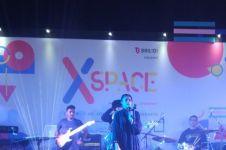 Tampil keren di XSpace, Andini bagi rahasia sukses jadi penyanyi hits
