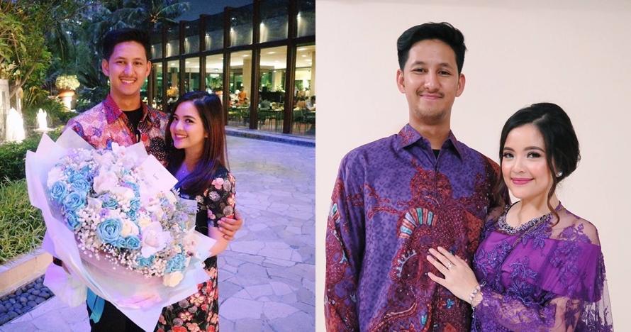 Makin serius, Tasya Kamila dan Randi Bachtiar akhirnya bertunangan