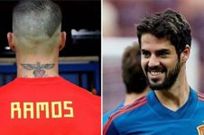 Usai gagal di Piala Dunia 2018, begini komentar 3 pemain Spanyol