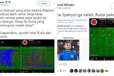 11 Analisis warganet soal penyebab kekalahan Spanyol ini bikin ngakak