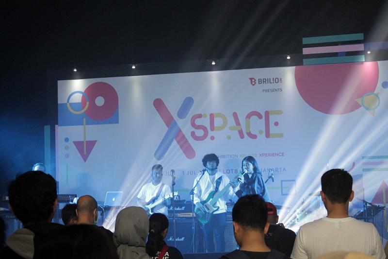 Xspace Astrini © 2018 brilio.net