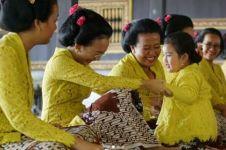 Ikut prosesi sungkeman, aksi cucu Raja Yogyakarta bikin gagal fokus