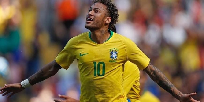 Sukses bawa Brasil ke 8 besar, ini ucapan menohok Neymar untuk Meksiko