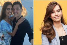 10 Pesona Amine Gulse, kekasih Mesut Ozil yang jadi Miss Turki 2014