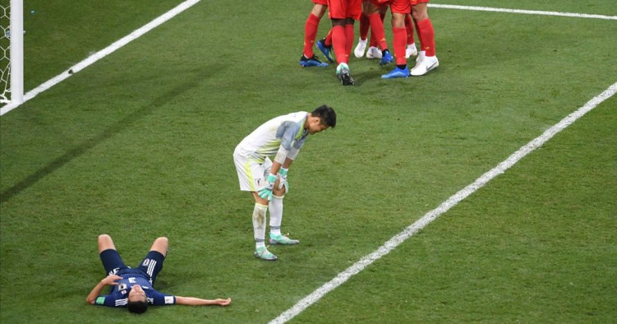 Ini yang bikin Jepang kalah dari Belgia meski unggul 2 gol lebih dulu
