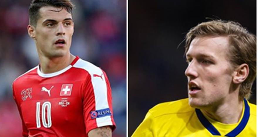 Prediksi Swiss vs Swedia, misi mengakhiri penantian lolos 8 besar