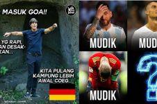 12 Meme kocak pemain bintang 'mudik' di Piala Dunia, bikin perut kram