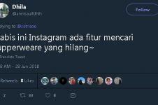10 Guyonan tanggapi fitur baru Instagram ini lucunya keterlaluan