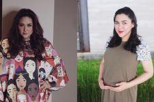 Lagi hamil, 4 seleb ini dibully gara-gara perubahan fisiknya