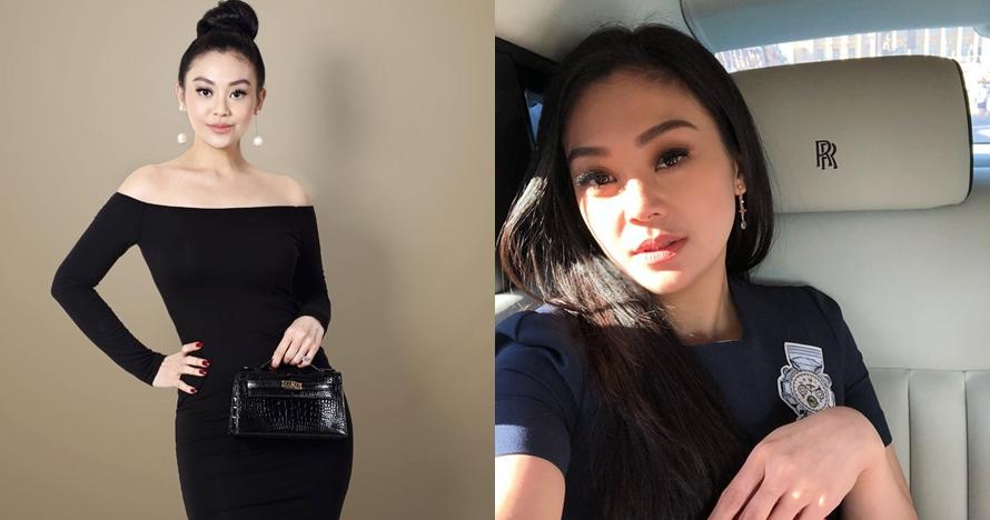 10 Pesona Nina Kaginda, sahabat Syahrini sekaligus pengusaha fashion
