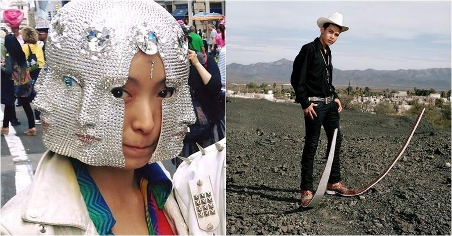 Jauh dari stylish, 10 fashion item ini absurdnya malah keterlaluan