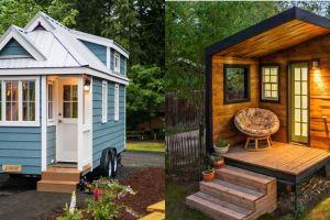 Lagi tren, ini 10 desain rumah ukuran mini yang cantik banget