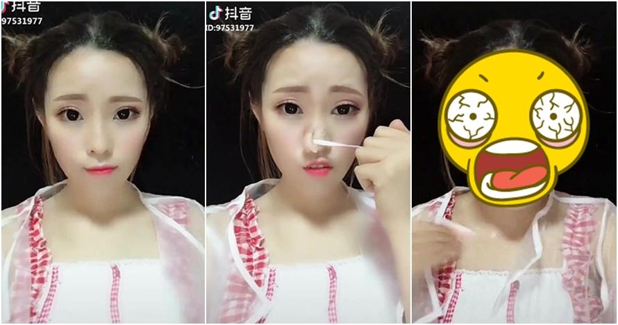 Power of makeup, before-after 10 cewek dengan riasan ini bikin takjub