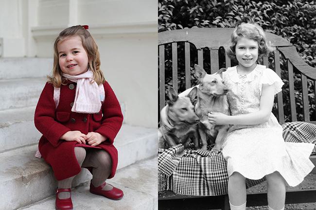 charlotte mirip ratu © 2018 brilio.net