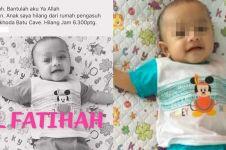 Hilang diculik pengasuh, kondisi bayi ini setelah ditemukan bikin syok