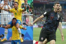 Urutan tim termahal 8 besar Piala Dunia, jaminan juara nggak ya?