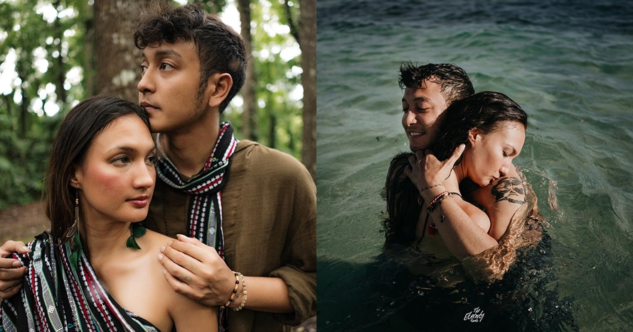 Beredar foto undangan nikahan Nadine & Dimas Anggara, ini tanggalnya