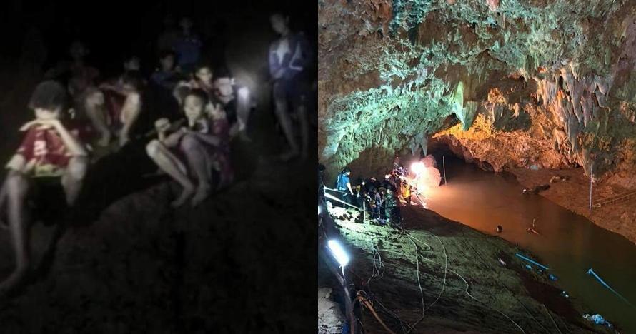 Seluruh dunia berjuang selamatkan 13 orang terperangkap 4 km dalam gua