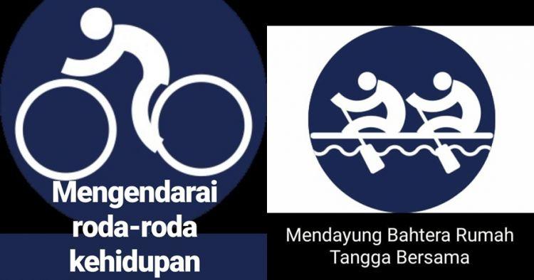 Parodi 7 cabang olahraga Asian Games 2018 ini recehnya lucu abis