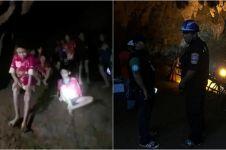 Satu penyelam tewas saat operasi penyelamatan remaja di gua