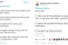 15 Cuitan 'Karena Twitter' ini bikin bijak pakai media sosial