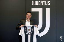 Ini 11 gambaran penampilan Ronaldo jika jadi pindah ke Juventus